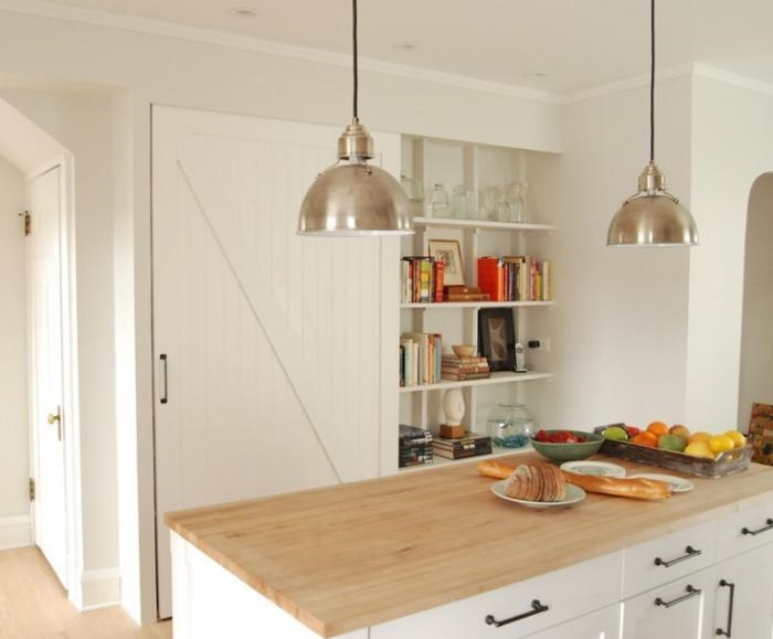 Decorative Woodwork At Home A Barn Door For Your Pantry Saves